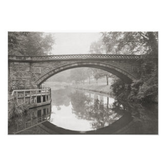 Puente de Sprotborough, Doncaster Arte Fotografico