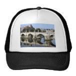 Puente de st Ángel, Roma, Italia de Castel Gorros Bordados