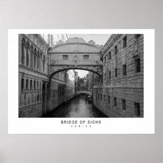 Puente de suspiros póster