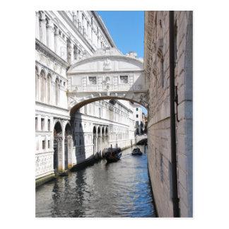 Puente de suspiros postales