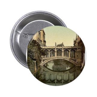 Puente de suspiros vintage Photoc de Cambridge I Pin