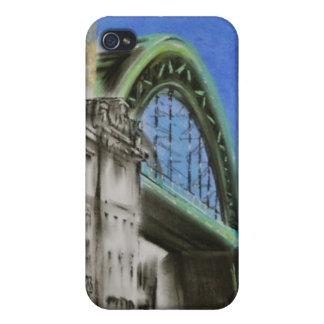 Puente de Tyne, caso del iPhone 4 de Inglaterra iPhone 4 Fundas