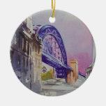 Puente de Tyne de decano Street Ornament Ornamente De Reyes