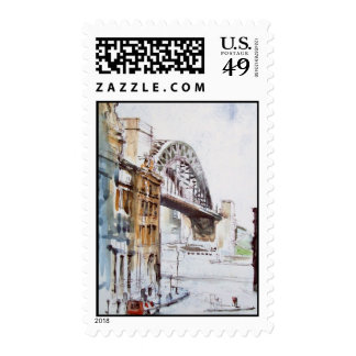 Puente de Tyne de decano Street Postage Envio