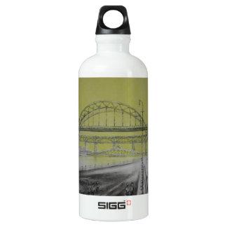 Puente de Tyne de la libertad del muelle
