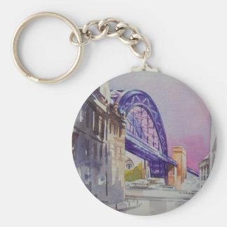 Puente de Tyne del llavero de decano Street