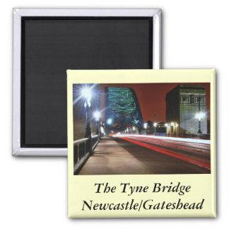 Puente de Tyne Imán Para Frigorífico
