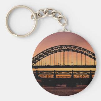 Puente de Tyne, Newcastle, Inglaterra Llaveros