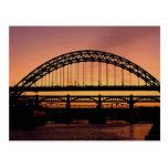 Puente de Tyne, Newcastle, Inglaterra Postales
