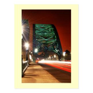 Puente de Tyne Postales