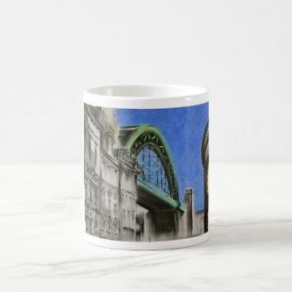 Puente de Tyne, taza de Inglaterra