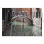 Puente de Venecia - notecard