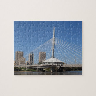 Puente de Winnipeg Provencher Puzzle