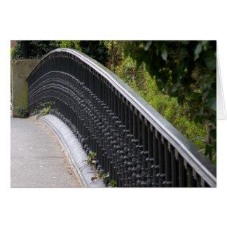 Puente de York, Londres Tarjeta De Felicitación