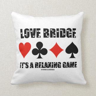Puente del amor es juego de relajación de A Almohada
