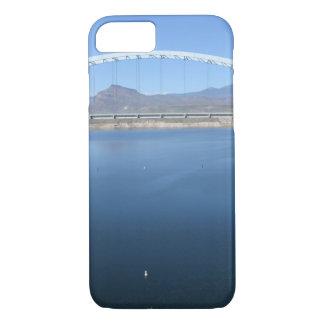 Puente del arco del lago roosevelt funda iPhone 7