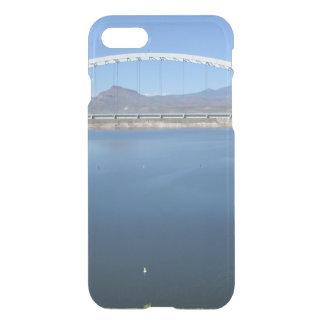 Puente del arco del lago roosevelt funda para iPhone 7