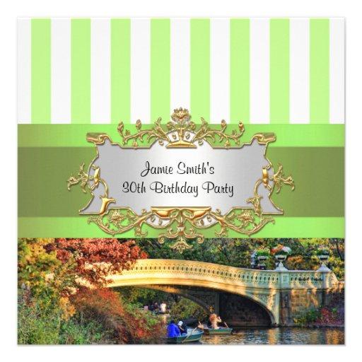 Puente del arco, fiesta de cumpleaños del Central  Comunicado Personal