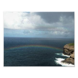 Puente del arco iris foto