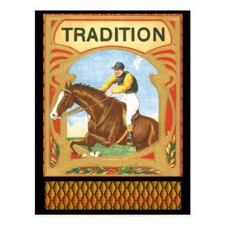 Puente del caballo de la tradición postal