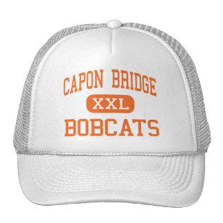 Puente del capón - linces - joven - puente del cap gorro de camionero