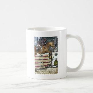 Puente del cazador tazas de café