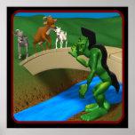 Puente del duende poster