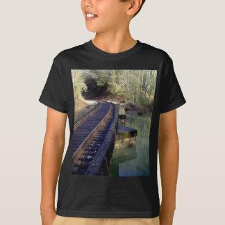 Puente del ferrocarril poleras