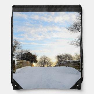 Puente del invierno mochila