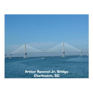 Puente del Jr. de Arturo Ravenel Postales