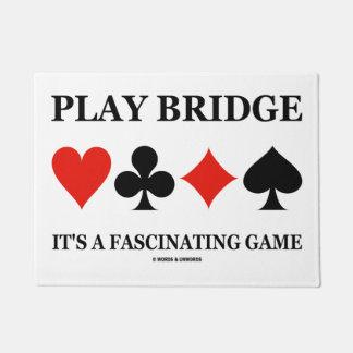 Puente del juego es un juego fascinador (los felpudo
