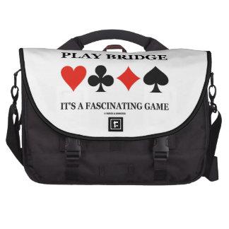 Puente del juego es un juego fascinador (los juego bolsas de ordenador