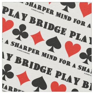 Puente del juego para juegos más agudos de una telas