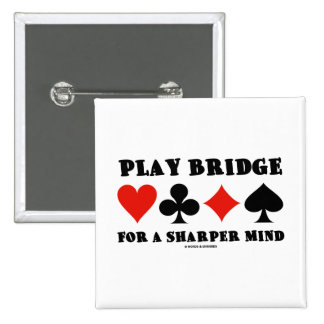 Puente del juego para una mente más aguda puente pins