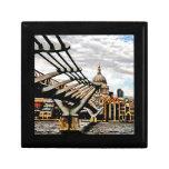 Puente del milenio - Londres Caja De Regalo