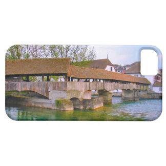 Puente del molino de Suiza, Alfalfa iPhone 5 Fundas