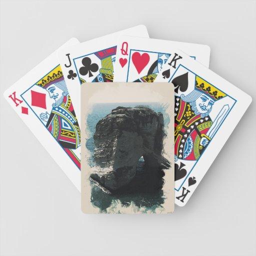 puente del océano barajas de cartas