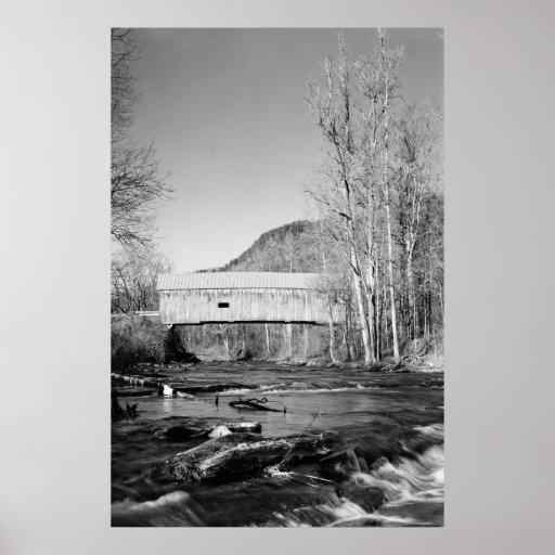 Puente del pedernal impresiones