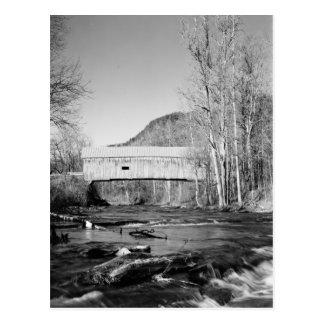 Puente del pedernal tarjeta postal