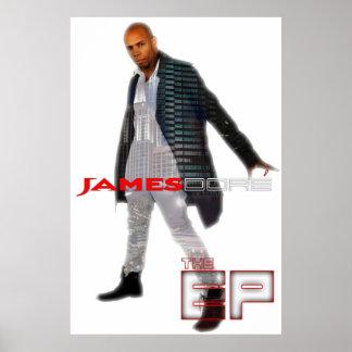 Puente del poster de James Dore el EP