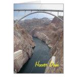 Puente del Preso Hoover Tarjeta