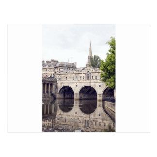 puente del pulteney postal