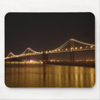 Puente del San Francisco Bay Tapete De Ratones