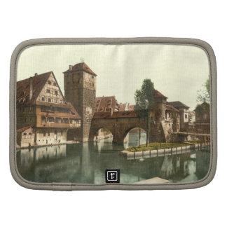 Puente del verdugo, Nuremberg, Baviera, Alemania Organizador