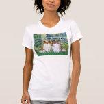 Puente - dos Papillons Camiseta