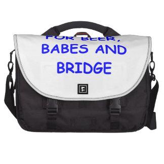 puente duplicado bolsas de ordenador