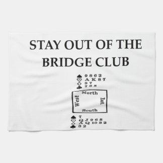 puente duplicado toalla
