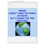 puente duplicado tarjeton