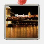 Puente en Hungría Ornaments Para Arbol De Navidad