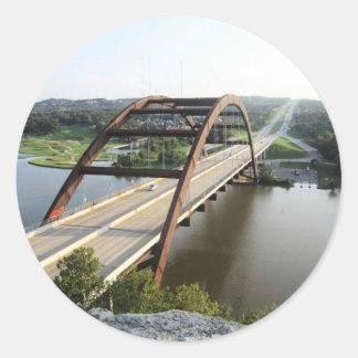 Puente Etiqueta Redonda